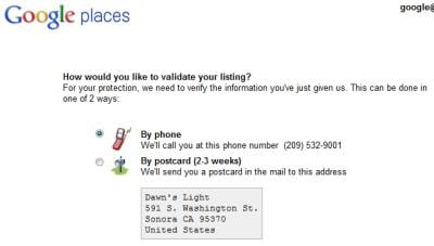 Validate Your Listing
