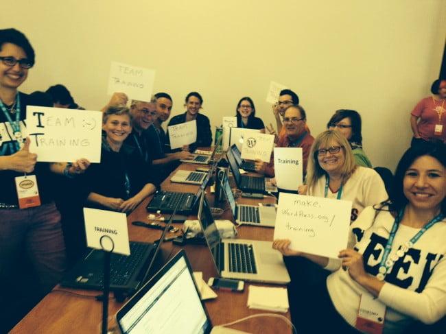 WordPress Training Team